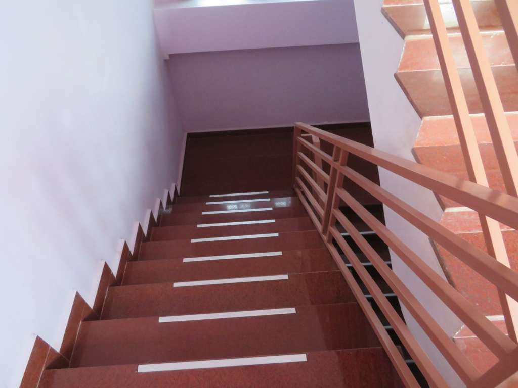 Four storey flat for sale.