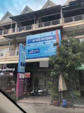 Sale Shophouse Dangkao