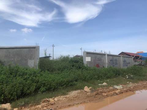 Rental Commercial land Sen Sok