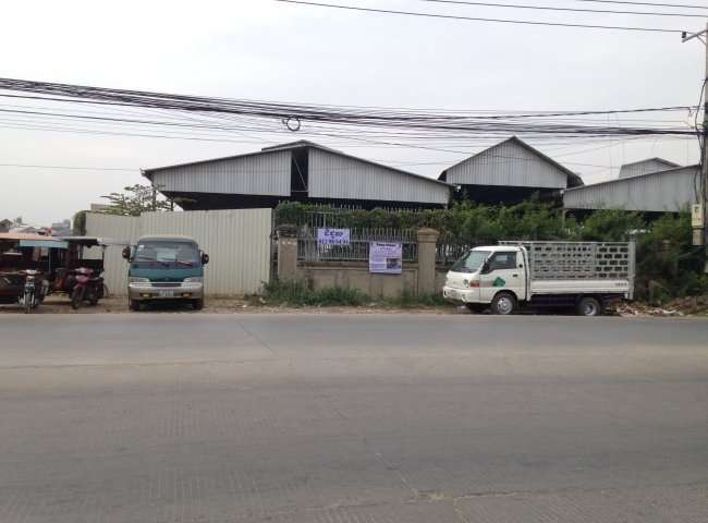 Comercial Land For Rent