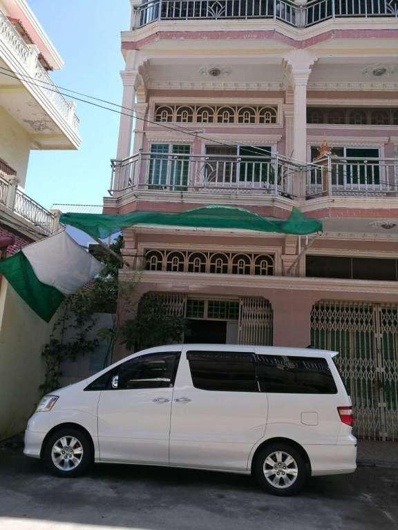 出售 平房子 Meanchey Boeung Tumpun