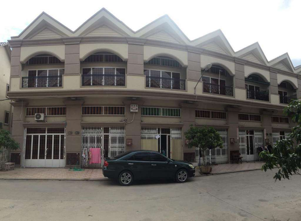 Double Stores Flat for Sale at Sen Sok