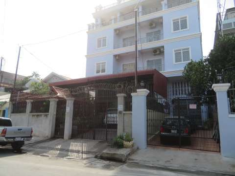 Rental Building Daun Penh