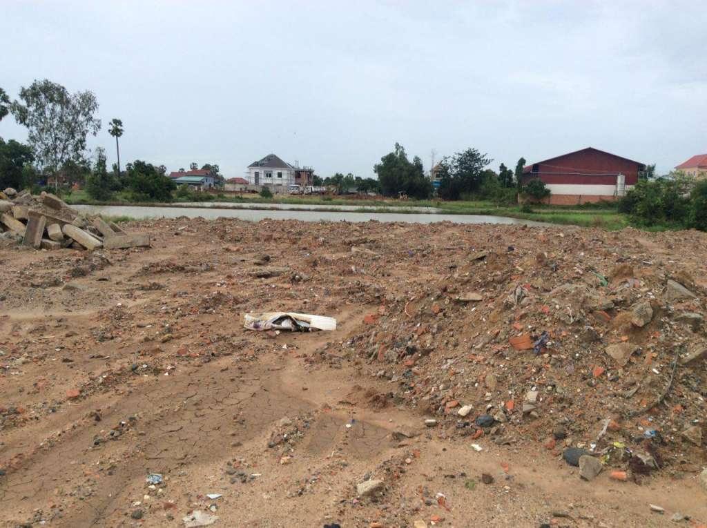 出售 土地情节 Sen Sok Khmuonh