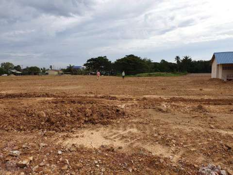 Sale Plot of land Kampong Trach
