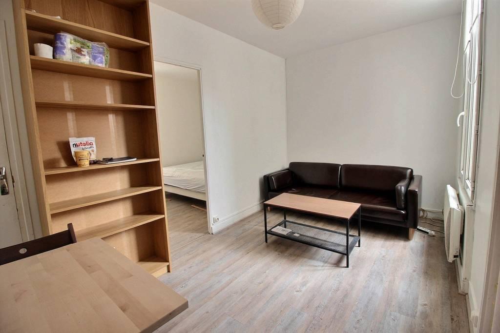Appartement 2 pièces proche centre des Lilas