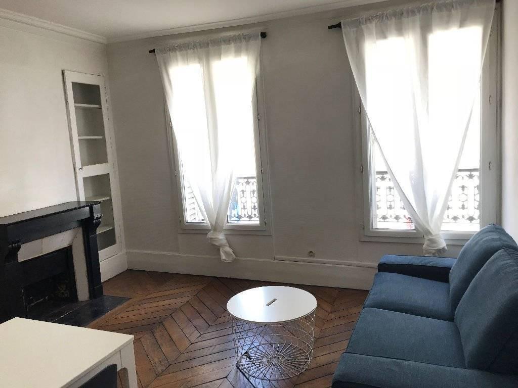 Appartement 2 pièces meublé - 36 m² - Paris 18 ème - 1195.01  CC