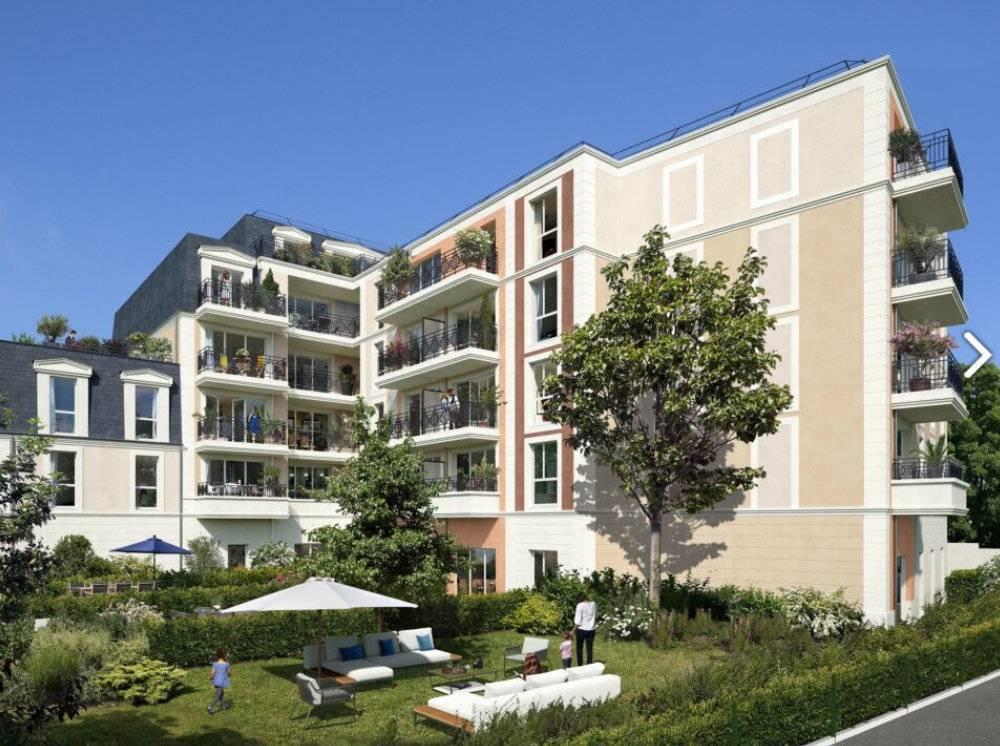Appartement 3 pièces - 64 m2 - 4e étage avec balcon 3 m2