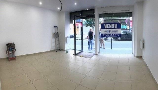 Local à usage de restaurant - 45 m² - Extraction - 2.630  cc/mois