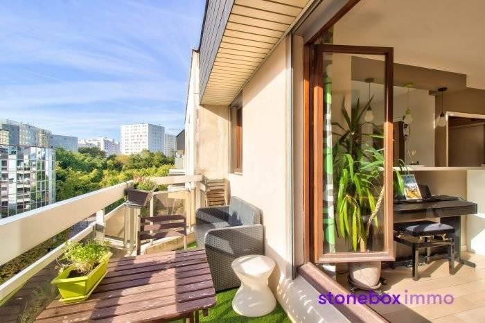 3Pièces avec balcon et box fermé