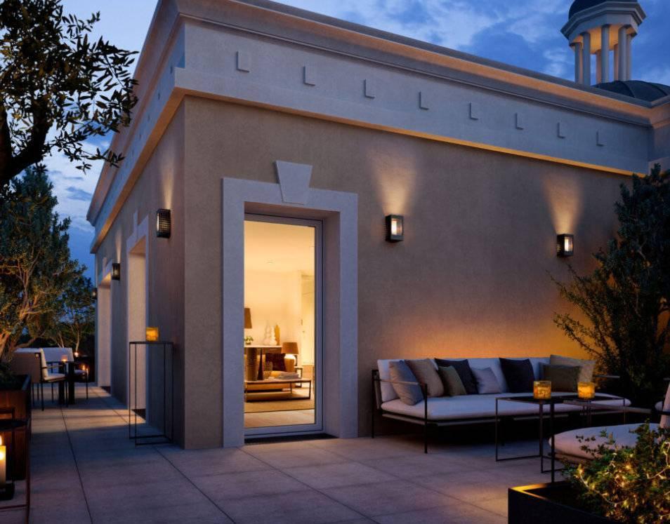 Appartement 3 pièces - 62 m2 - 5e étage avec terrasse 71 m2 et balcon 2 m2