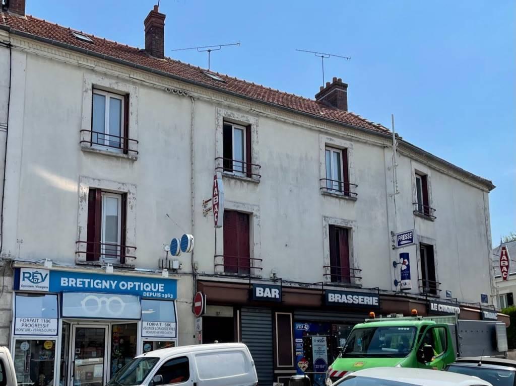 Immeuble de rapport au centre ville de Brétigny sur orge