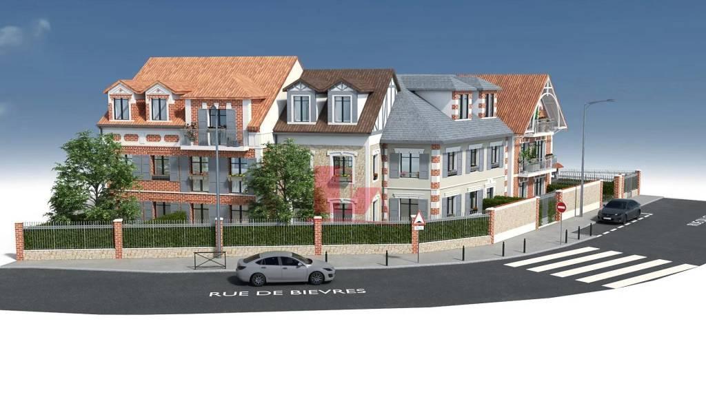 Appartement Clamart 2 pièces de 45,27m²