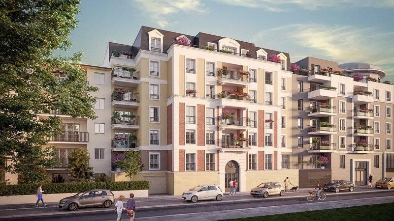 Appartement T2 en location à JUVISY SUR ORGE