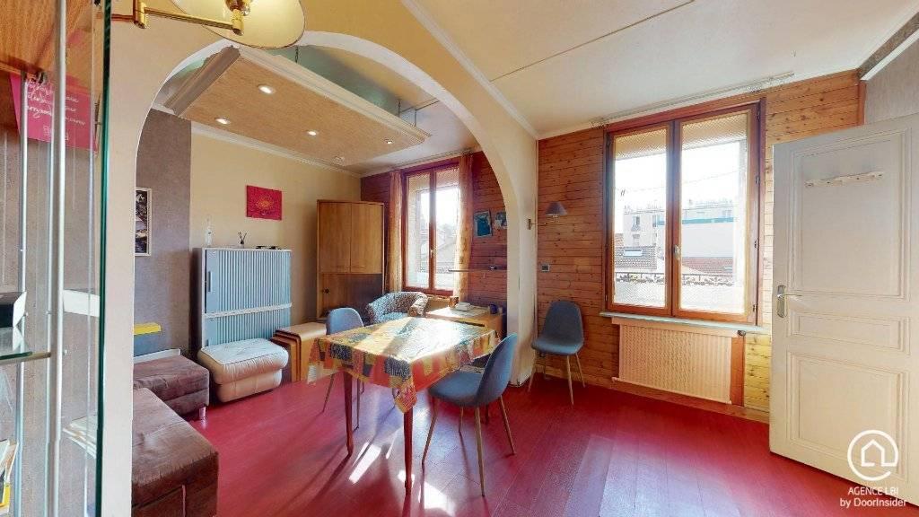 Appartement Saint Ouen Sur Seine 2 pièce(s)