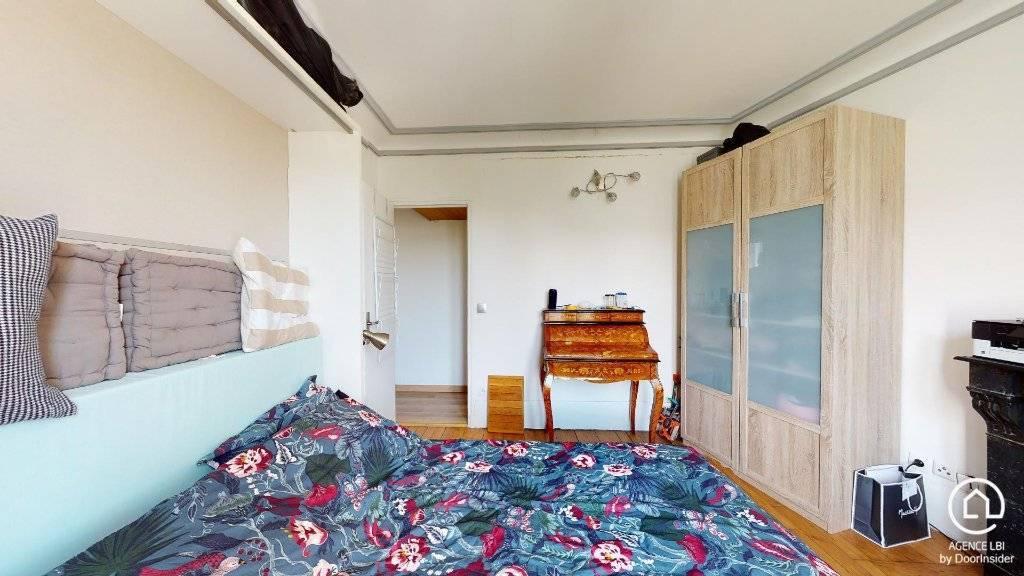 Appartement Saint Ouen Sur Seine 2 pièce(s) 34 m2