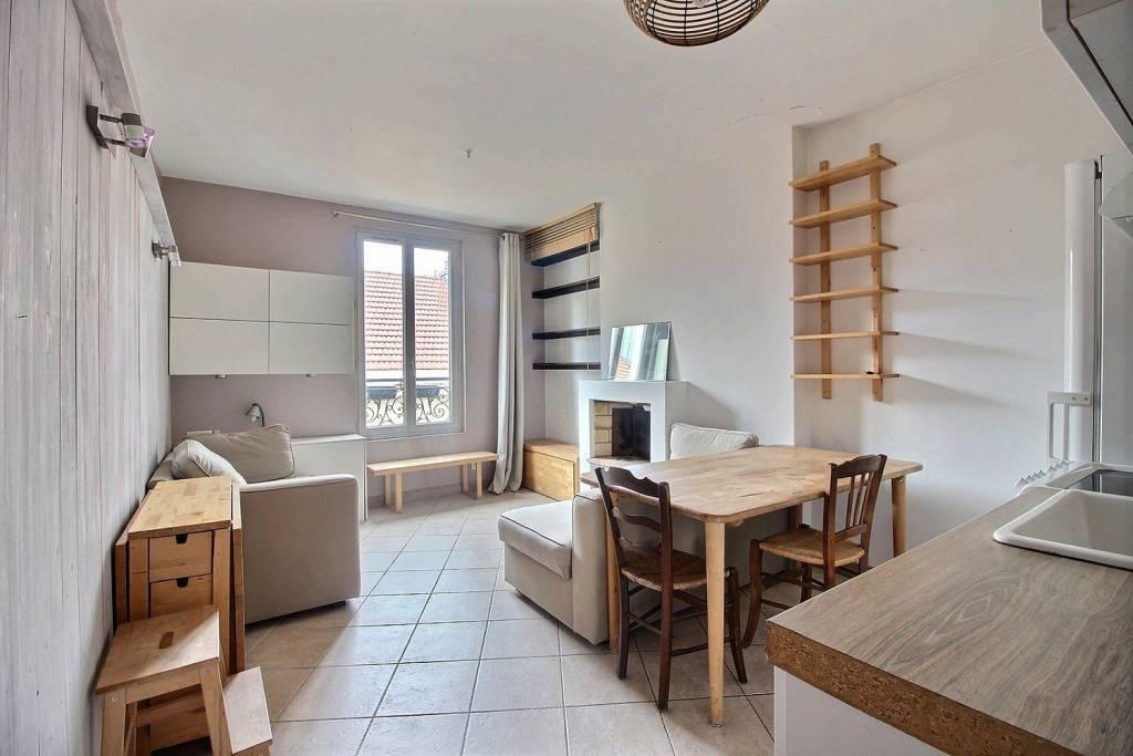 Appartement en plein centre des Lilas 2 pièces 35 m²