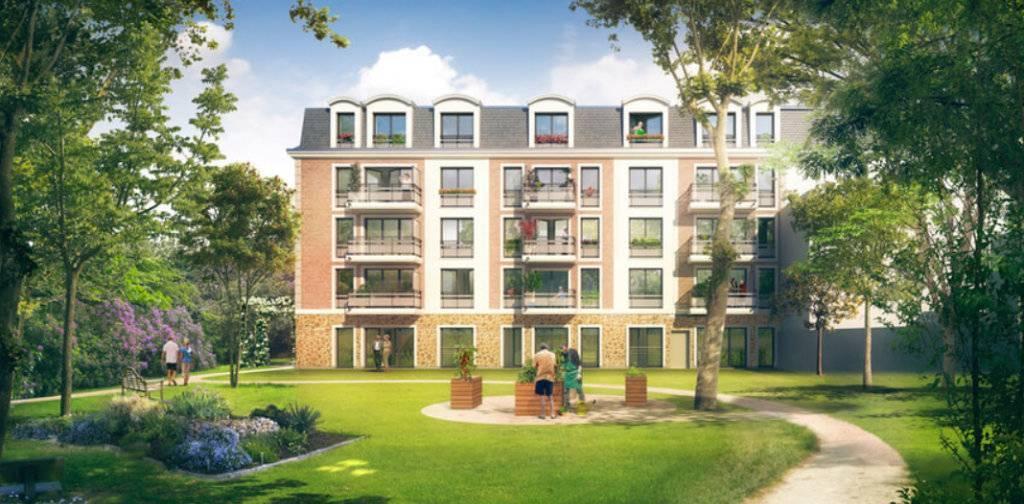Appartement 2 pièces - 52 m2 - RDC