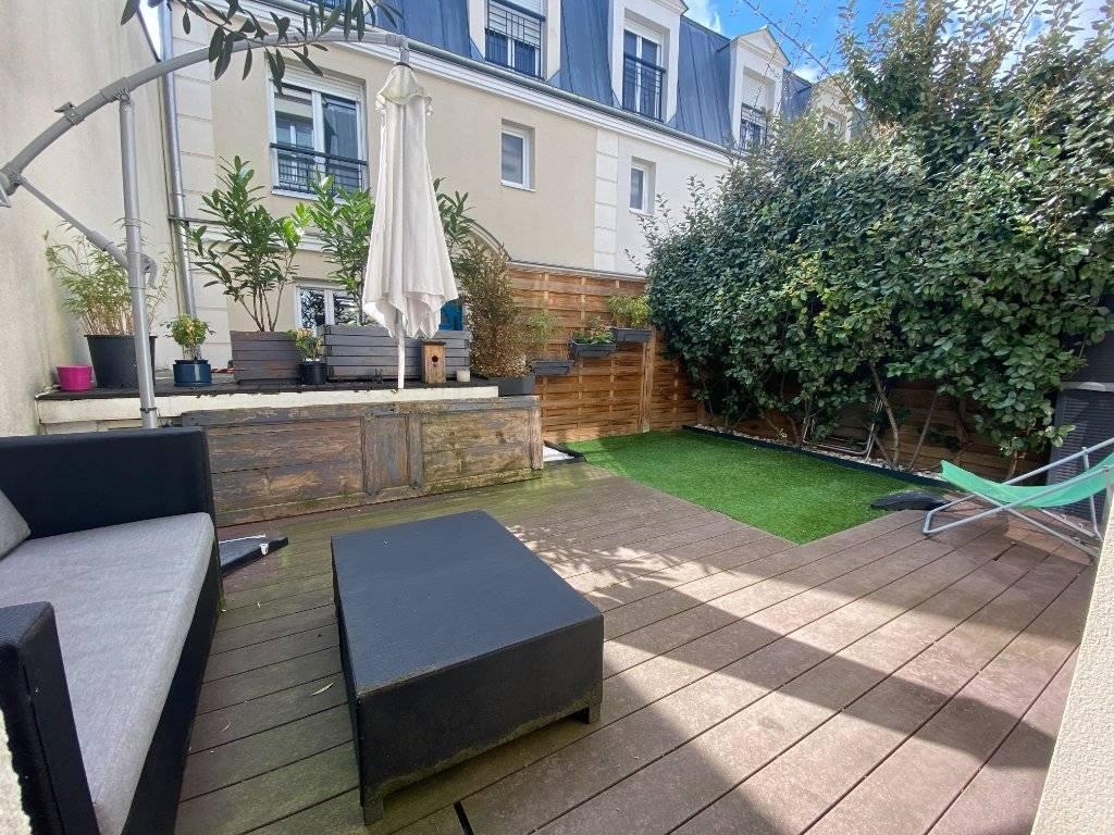 Maison Puteaux 5 pièce(s) 120 m2 avec parking et jardin