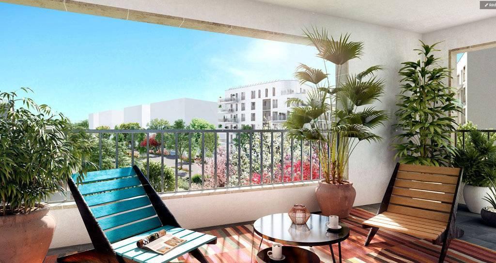 Appartement 5 pièces - 115 m2 -  avec 2 places de parking