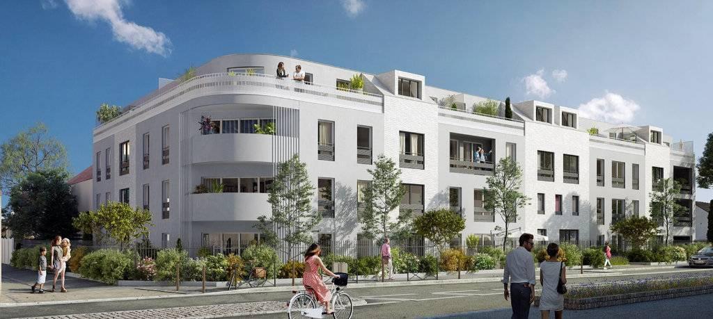 Appartement 2 pièces - 47 m2 avec Jardin 29 m2