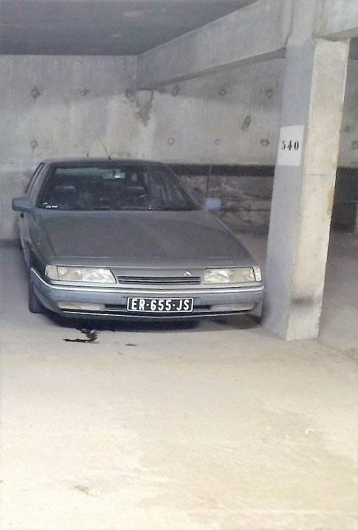 Parking à vendre proche gare