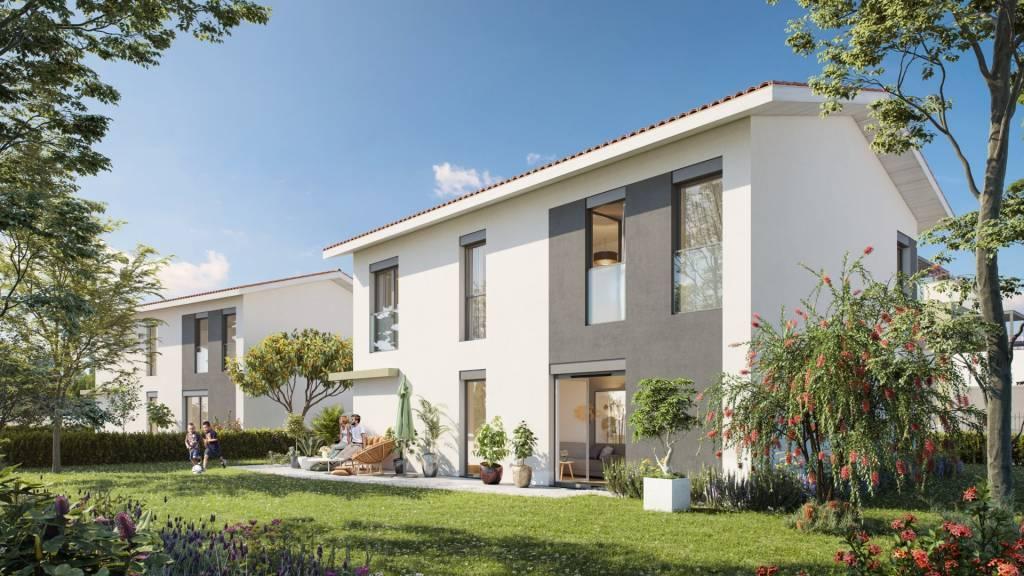 Villa 5 pieces de 136m² avec jardin de 238m²
