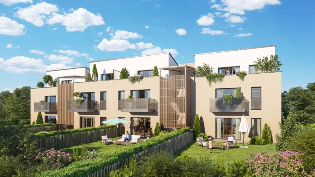 Appartement 2 pièces - 41 m2 avec terrasse et jardin