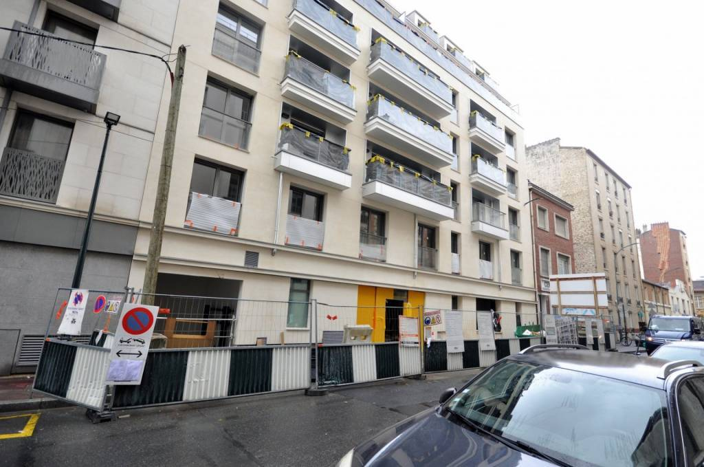 Bureaux centre ville Clichy de 56.63m2 en location 1500 EUR HT
