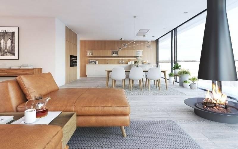 Appartement  4 pièces - 76 m² - 3e étage avec PARKING INCLUS