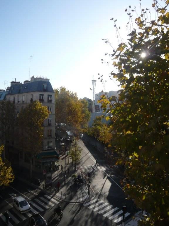 PARIS 19ème  Rue Manin 3P 70 m²