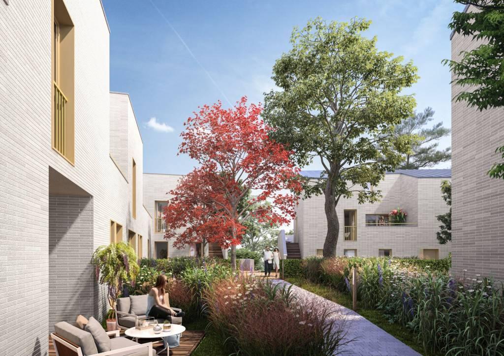 Parc Chambovet 3 pieces de 77m² avec terrasse
