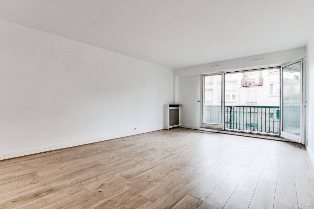 4 pièces 90 m2 avec 3 chambres et balcons au 6° avec ascenseur