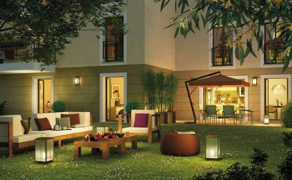 Appartement 2 pièces - 50 m2 - RDC avec terrasse et jardin privatif 110 m2