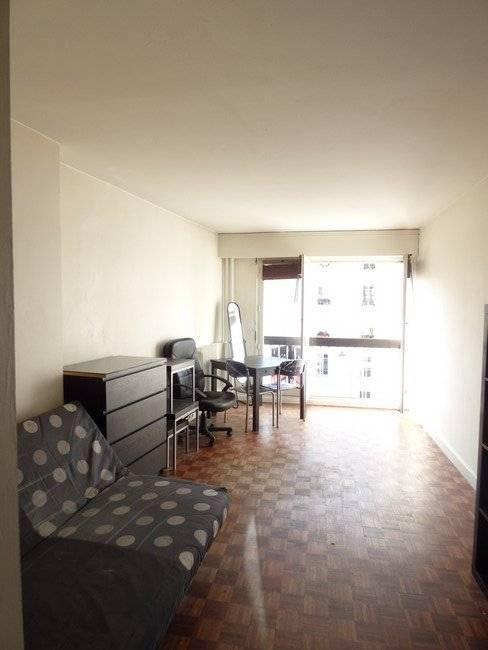 Appartement Paris  1 pièce(s) 23.70 m2