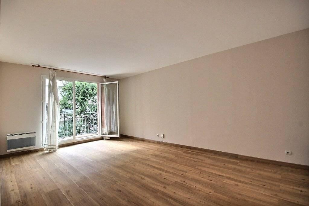 PARIS XIX / OURCQ / 4P  de 86m², balcon, cave et box
