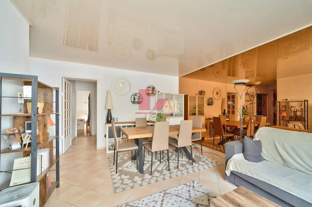 Appartement 3 pièces 68,83m² atypique
