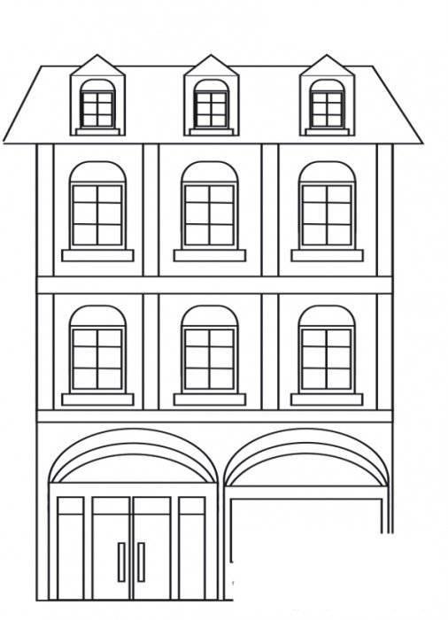 Maison de ville 7 pièces