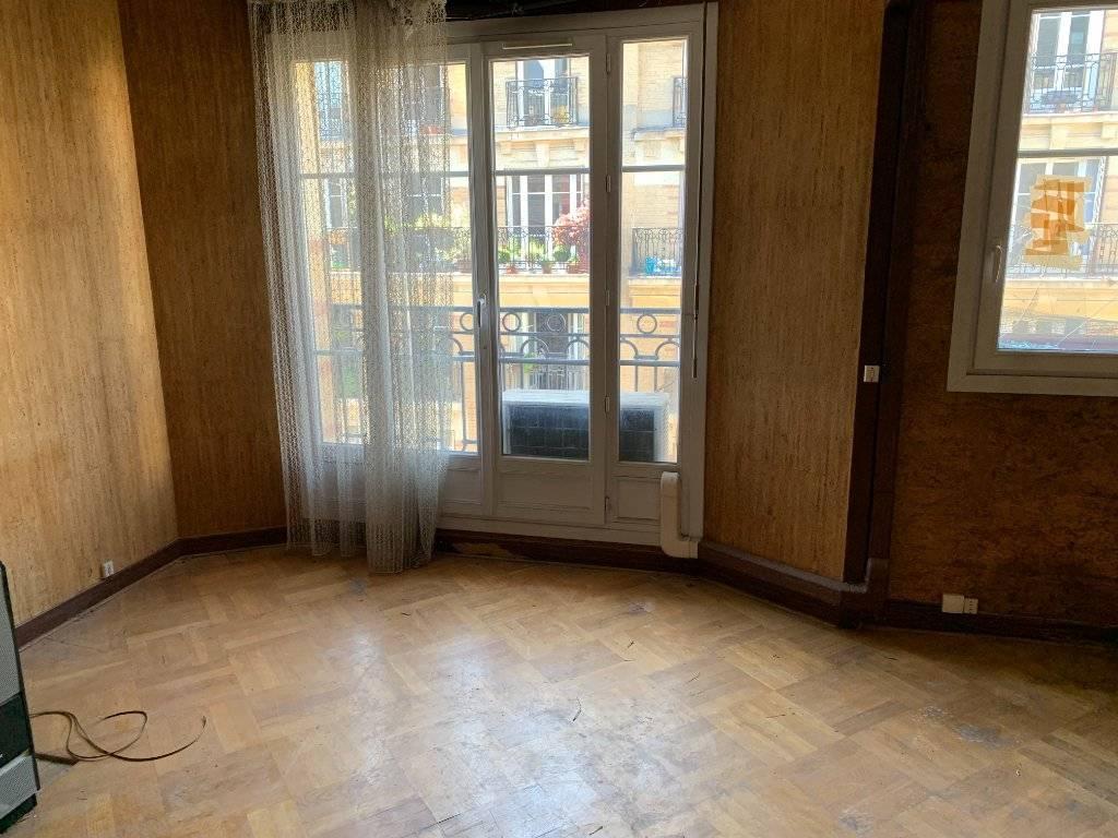 Appartement Paris 2 pièce(s) 39,55 m2