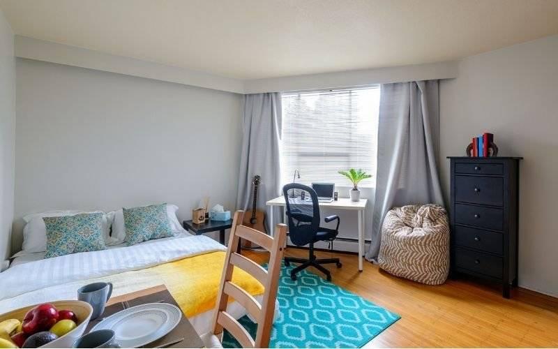 Appartement 1 pièce - 18 m2 - 1er étage