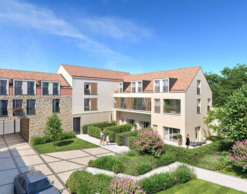 Maison 4 pièces - 112 m2 avec loggia, terrasse et jardin
