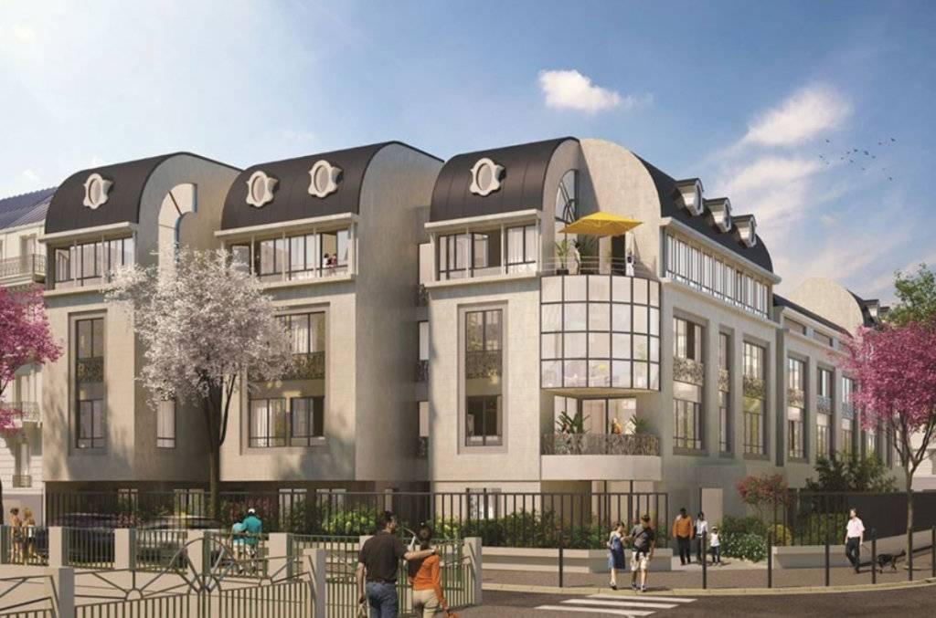 Appartement 3 pièces - 72 m2 - 1er étage