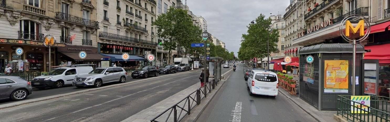 1 33 Paris 14ème