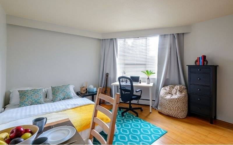 Appartement 1 pièce - 29 m2 - 7e étage
