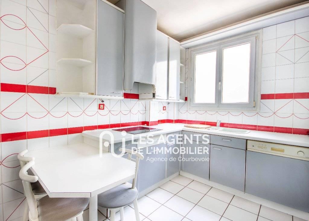 Appartement Asnieres Sur Seine 2 pièce(s) 55 m2