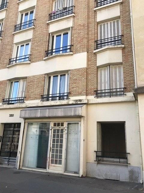 Rue Saint Jacques - Immeuble 1930 - 2 Pièces 50 m² - 1.750  cc