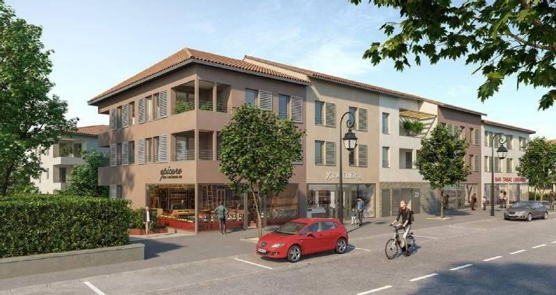 5 pieces duplex avec balcon et 3 garages