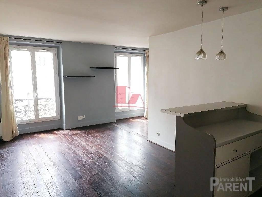 Appartement Paris Studio 35.10 m2