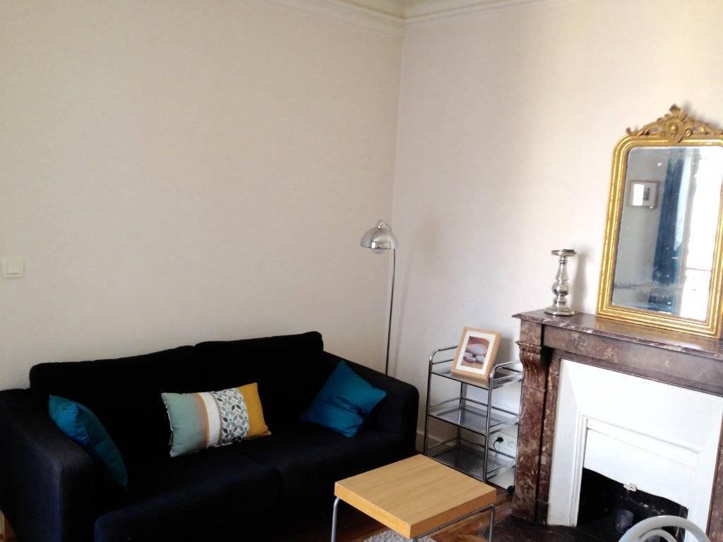 75017 Paris / Batignolles / Appartement de 2 pièces meublé
