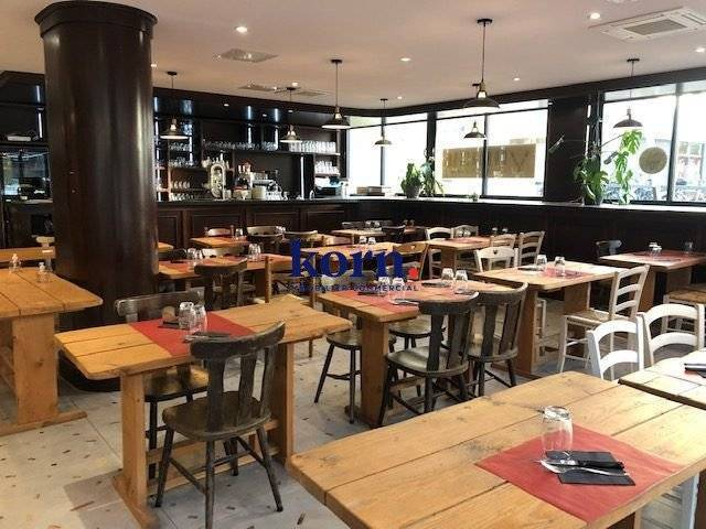 Restaurant grande terrasse proche So Ouest à Levallois